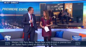 Pascale De La Tour Du Pin dans Première Edition - 01/11/16 - 05
