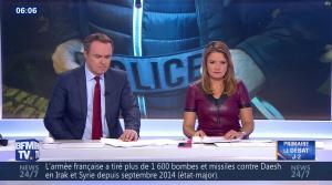 Pascale De La Tour Du Pin dans Première Edition - 01/11/16 - 07