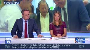 Pascale De La Tour Du Pin dans Première Edition - 01/11/16 - 08