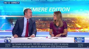 Pascale De La Tour Du Pin dans Première Edition - 01/11/16 - 12