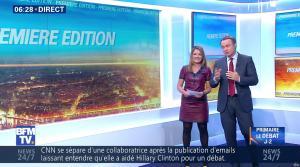 Pascale De La Tour Du Pin dans Première Edition - 01/11/16 - 14