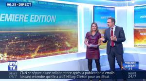 Pascale De La Tour Du Pin dans Première Edition - 01/11/16 - 15