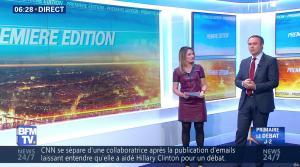 Pascale De La Tour Du Pin dans Première Edition - 01/11/16 - 16