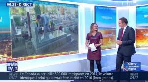 Pascale De La Tour Du Pin dans Première Edition - 01/11/16 - 17