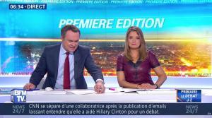 Pascale De La Tour Du Pin dans Première Edition - 01/11/16 - 21