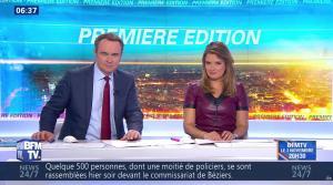 Pascale De La Tour Du Pin dans Première Edition - 01/11/16 - 22