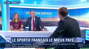 Pascale De La Tour Du Pin dans Première Edition - 01/11/16 - 32