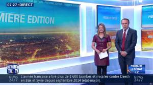 Pascale De La Tour Du Pin dans Première Edition - 01/11/16 - 38