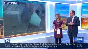 Pascale De La Tour Du Pin dans Première Edition - 01/11/16 - 39