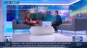 Pascale De La Tour Du Pin dans Première Edition - 01/11/16 - 46