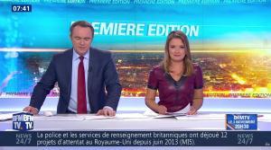 Pascale De La Tour Du Pin dans Première Edition - 01/11/16 - 47