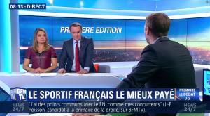 Pascale De La Tour Du Pin dans Première Edition - 01/11/16 - 59