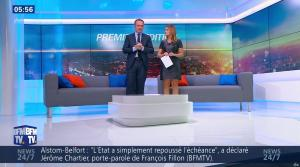 Pascale De La Tour Du Pin dans Première Edition - 05/10/16 - 03