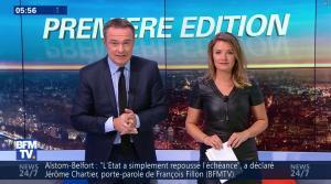 Pascale De La Tour Du Pin dans Première Edition - 05/10/16 - 04