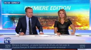 Pascale De La Tour Du Pin dans Première Edition - 05/10/16 - 05