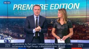 Pascale De La Tour Du Pin dans Première Edition - 05/10/16 - 36