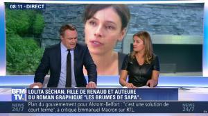 Pascale De La Tour Du Pin dans Première Edition - 05/10/16 - 60