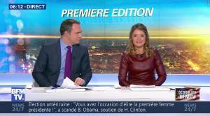 Pascale De La Tour Du Pin dans Première Edition - 08/11/16 - 04