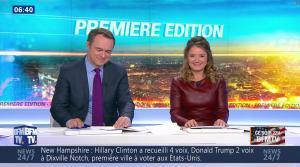 Pascale De La Tour Du Pin dans Première Edition - 08/11/16 - 09