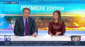 Pascale De La Tour Du Pin dans Première Edition - 08/11/16 - 10