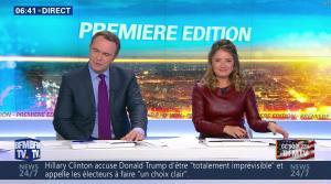 Pascale De La Tour Du Pin dans Première Edition - 08/11/16 - 11
