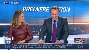 Pascale De La Tour Du Pin dans Première Edition - 08/11/16 - 14