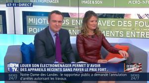Pascale De La Tour Du Pin dans Première Edition - 08/11/16 - 15
