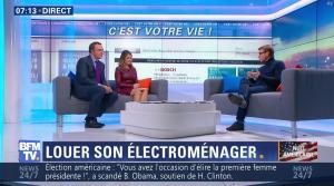Pascale De La Tour Du Pin dans Première Edition - 08/11/16 - 16