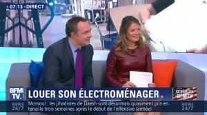 Pascale De La Tour Du Pin dans Première Edition - 08/11/16 - 17