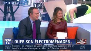 Pascale De La Tour Du Pin dans Première Edition - 08/11/16 - 18