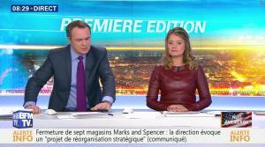 Pascale De La Tour Du Pin dans Première Edition - 08/11/16 - 38