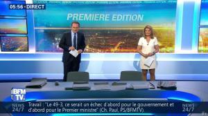 Pascale De La Tour Du Pin dans Première Edition - 09/05/16 - 02