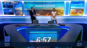 Pascale De La Tour Du Pin dans Première Edition - 09/05/16 - 07