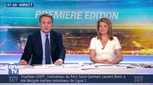 Pascale De La Tour Du Pin dans Première Edition - 09/05/16 - 15