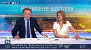 Pascale De La Tour Du Pin dans Première Edition - 09/05/16 - 16
