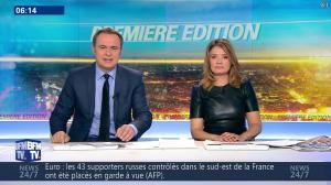 Pascale De La Tour Du Pin dans Première Edition - 15/06/16 - 06