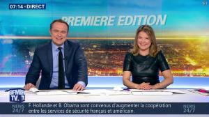Pascale De La Tour Du Pin dans Première Edition - 15/06/16 - 14