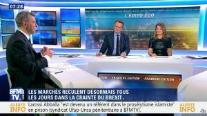 Pascale De La Tour Du Pin dans Première Edition - 15/06/16 - 15