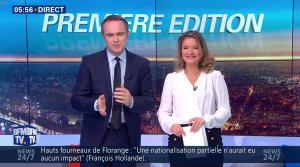 Pascale De La Tour Du Pin dans Premiere Edition - 18/10/16 - 02