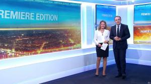 Pascale De La Tour Du Pin dans Premiere Edition - 18/10/16 - 10