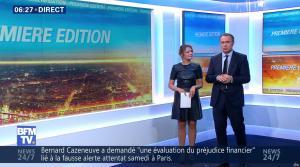 Pascale De La Tour Du Pin dans Première Edition - 20/09/16 - 12