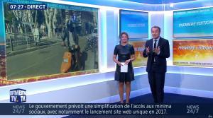 Pascale De La Tour Du Pin dans Première Edition - 20/09/16 - 34