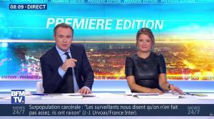 Pascale De La Tour Du Pin dans Première Edition - 20/09/16 - 46