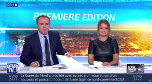 Pascale De La Tour Du Pin dans Première Edition - 20/09/16 - 49