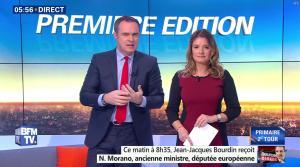 Pascale De La Tour Du Pin dans Premiere Edition - 24/11/16 - 02