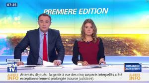 Pascale De La Tour Du Pin dans Premiere Edition - 24/11/16 - 05