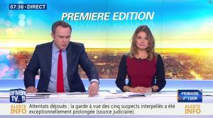 Pascale De La Tour Du Pin dans Premiere Edition - 24/11/16 - 06