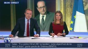 Pascale De La Tour Du Pin dans Premiere Edition - 25/10/16 - 03