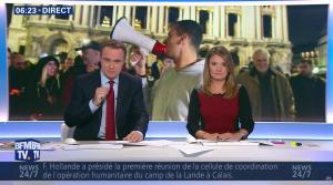 Pascale De La Tour Du Pin dans Premiere Edition - 25/10/16 - 05