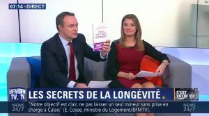 Pascale De La Tour Du Pin dans Première Edition - 25/10/16 - 10